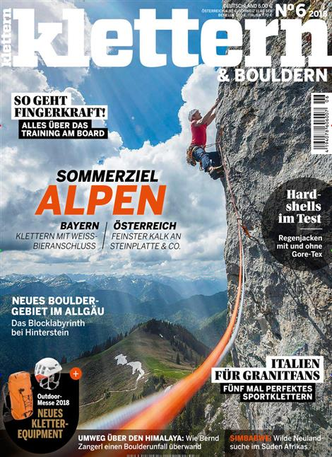 Klettern-Abo