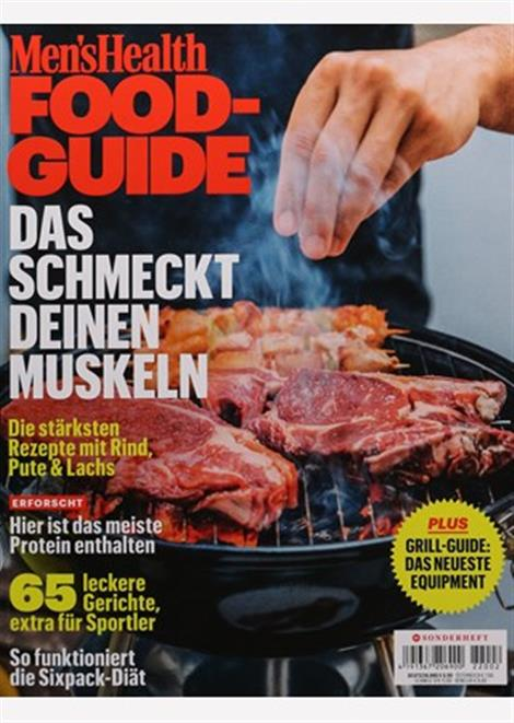 Men´s Health Cover