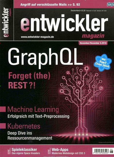 entwickler-magazin-Abo