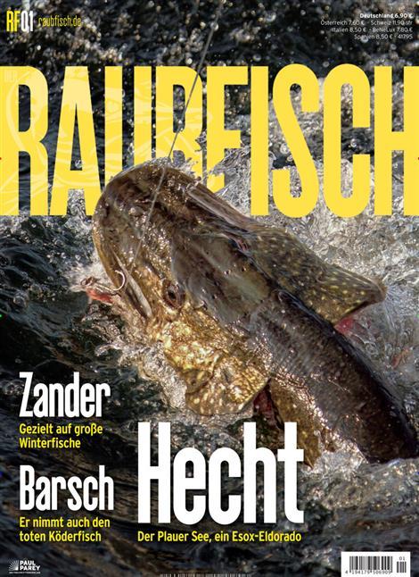 Raubfisch-Abo