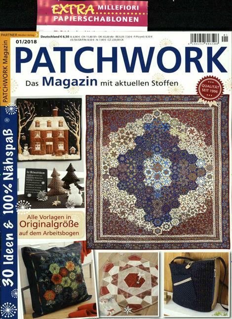 Küchenzauber Magazin Abo ~ patchwork magazin abo patchwork magazin probe abo patchwork magazin geschenkabo bei presseplus