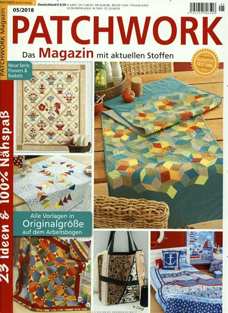 Patchwork-Magazin-Abo