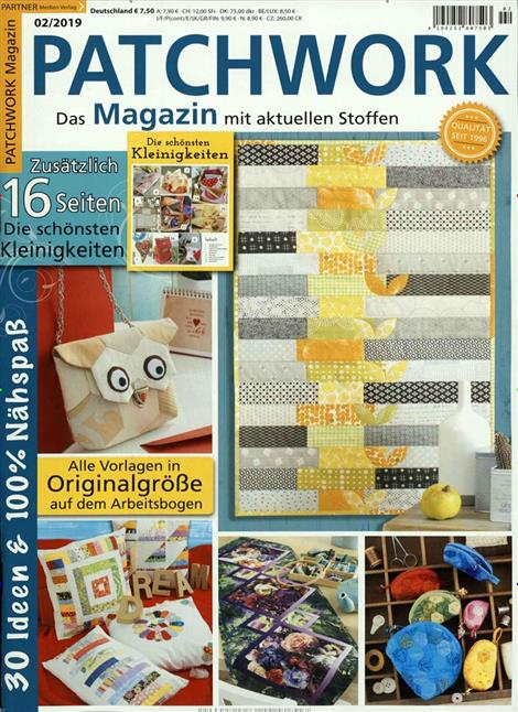 Patchwork-Magazin-Abo