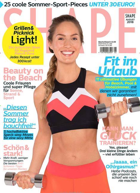 Cover der Zeitschrift Shape