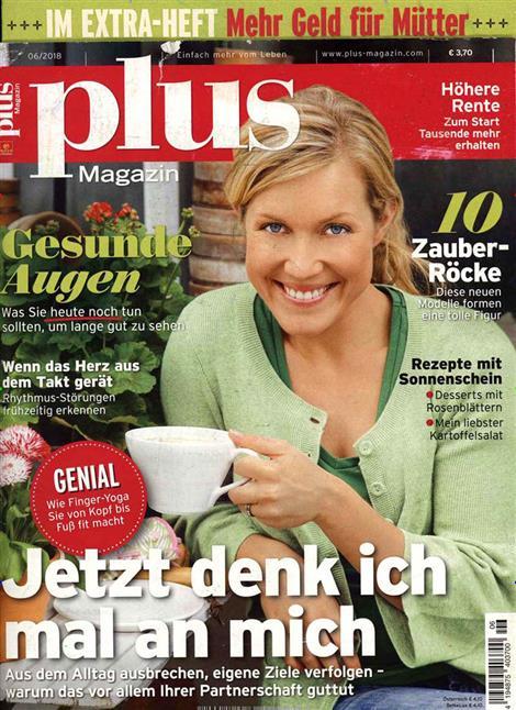 Magazin Abo plus magazin abo plus magazin probe abo plus magazin