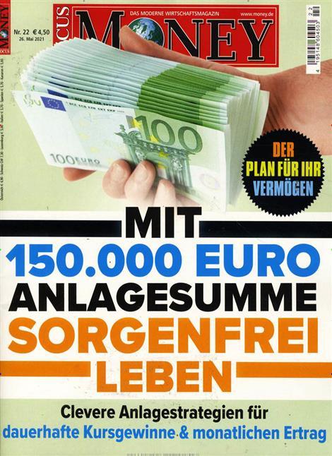 Focus Money Abo 35% Rabatt auf Mini- & Geschenkabo