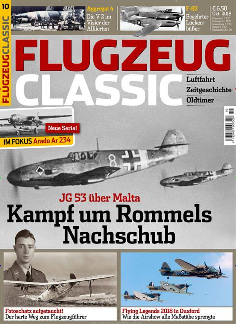 Flugzeug-Classic-Abo