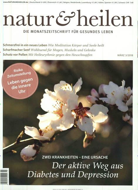 Natur Und Heilen Zeitschrift