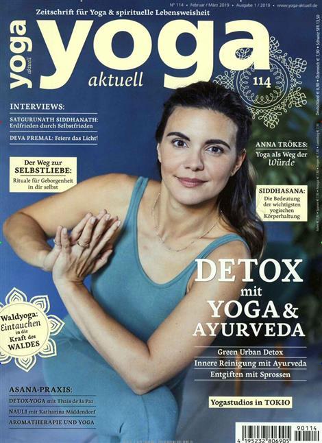 Yoga-Aktuell-Abo