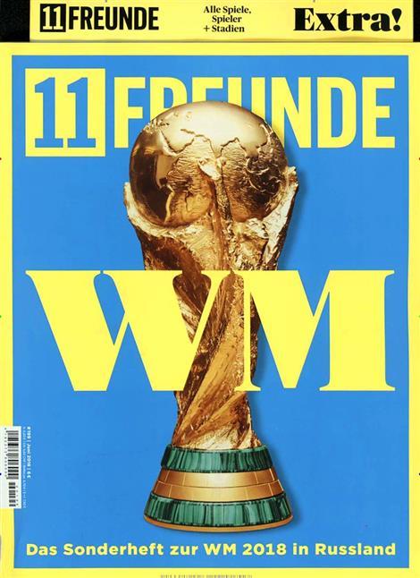 Cover 11 Freunde