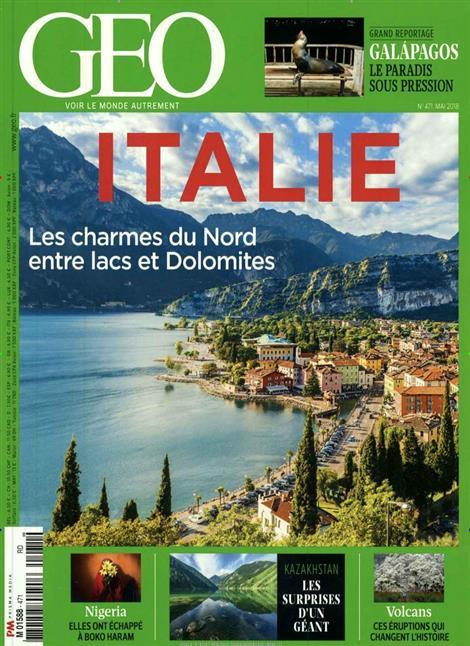 Geo-Frankreich-Abo