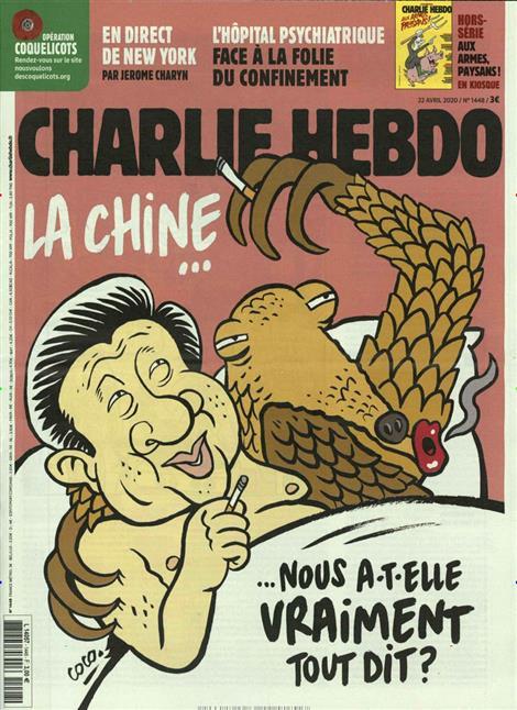Charlie Frankreich