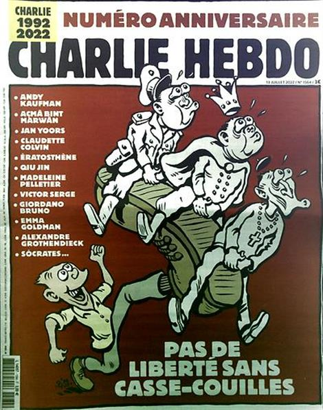 Charlie Hebdo Abo