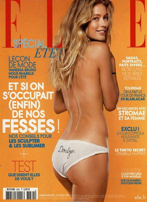Elle-Frankreich-Abo