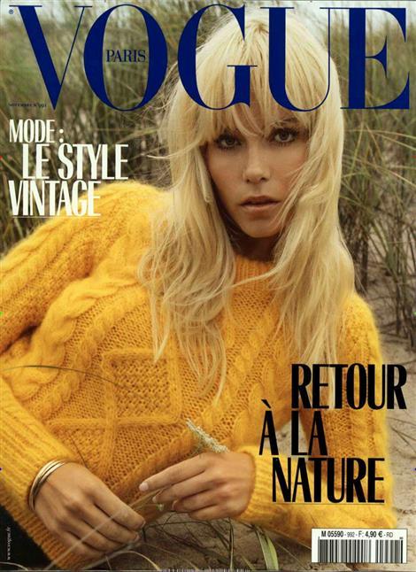 Vogue-Frankreich-Abo