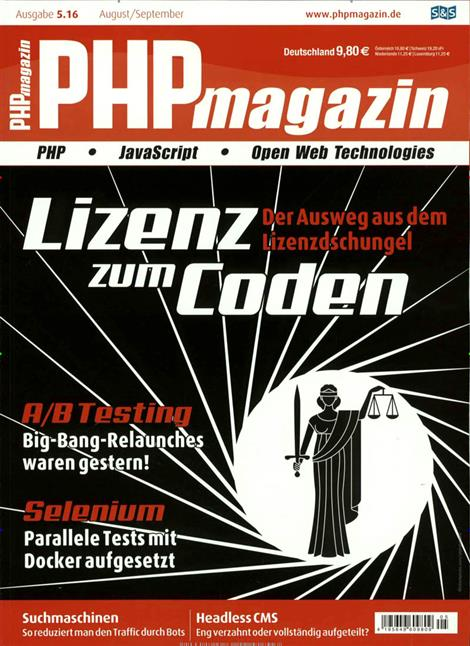 PHP-Magazin-Abo