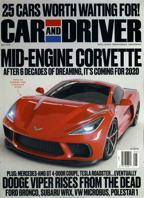 Car-und-Driver-Abo