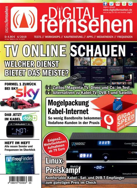 Digital-Fernsehen-Abo