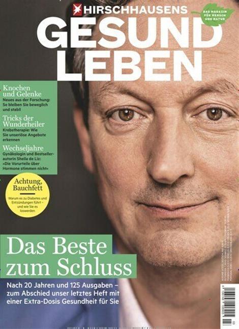 Hirschhausens Gesund Leben Cover