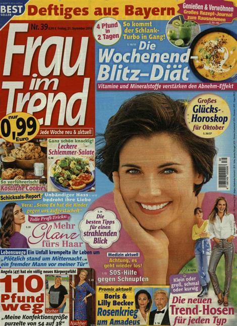 Frau-im-Trend-Abo