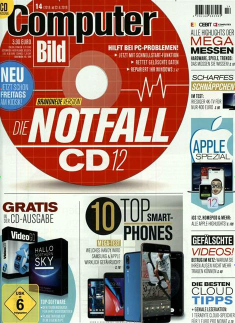 Computer-Bild-CD-Abo