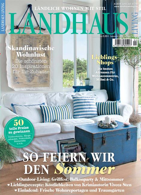 landhaus living abo landhaus living probe abo landhaus living geschenkabo bei presseplus. Black Bedroom Furniture Sets. Home Design Ideas