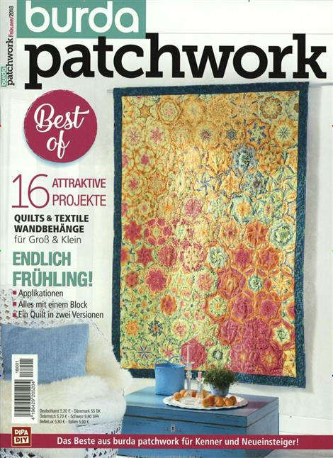 Burda-Patchwork-Abo