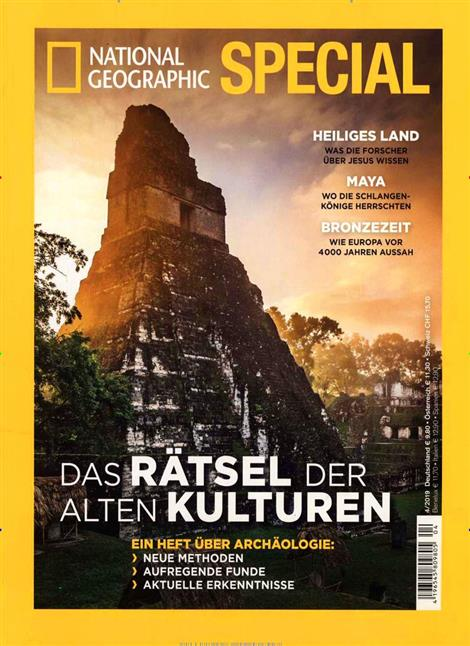 National Geographic Abo