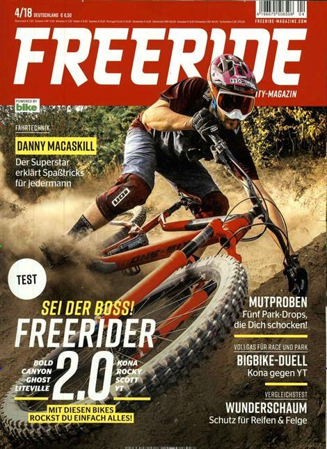 Freeride-Abo
