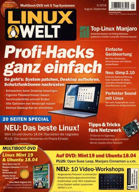 Linux-Welt-Abo