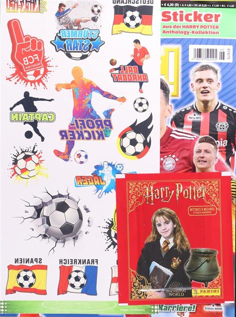 Cover des Magazins Just Kick it!