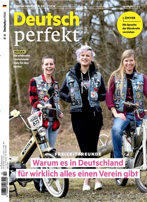 Deutsch-Perfekt-Abo