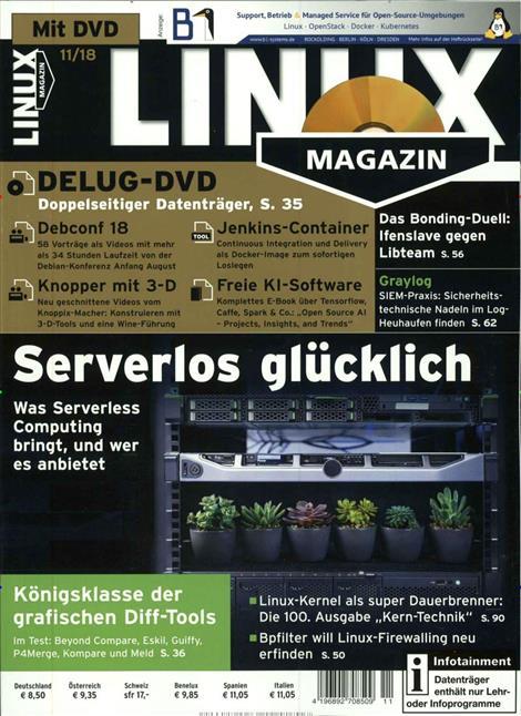 Linux-Magazin-DVD-Abo