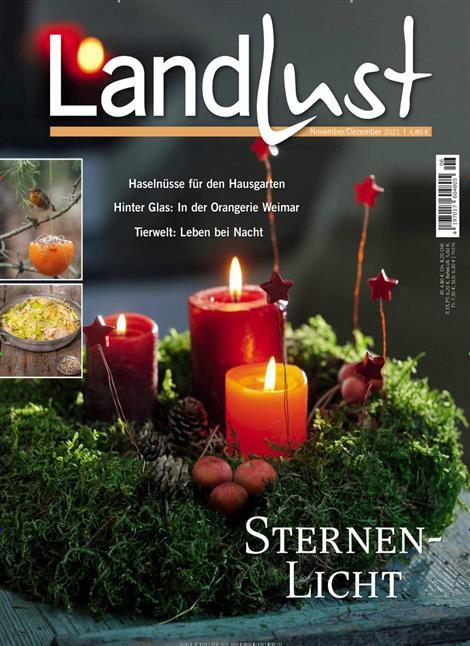Landlust 6/21 Cover