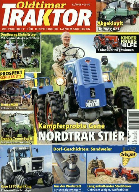 Oldtimer-Traktor-Abo