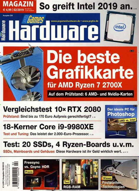Pc Games Hardware Magazin Abo Pc Games Hardware Magazin Probe