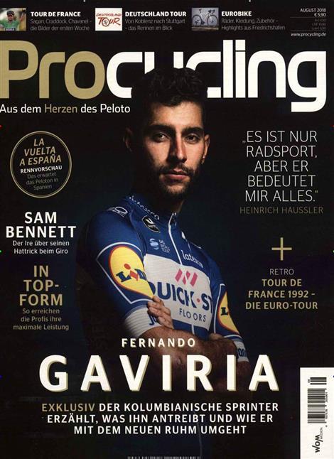 ProCycling-Abo