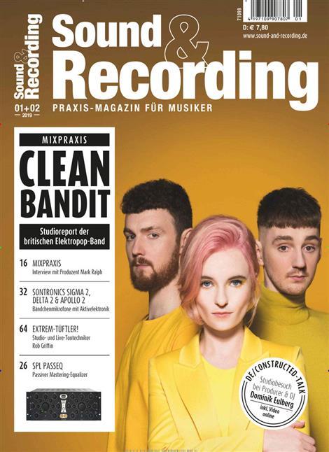 Sound-und-Recording-Abo