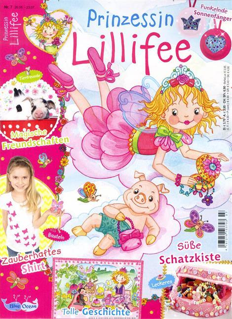 Cover der Prinzessin Lillifee