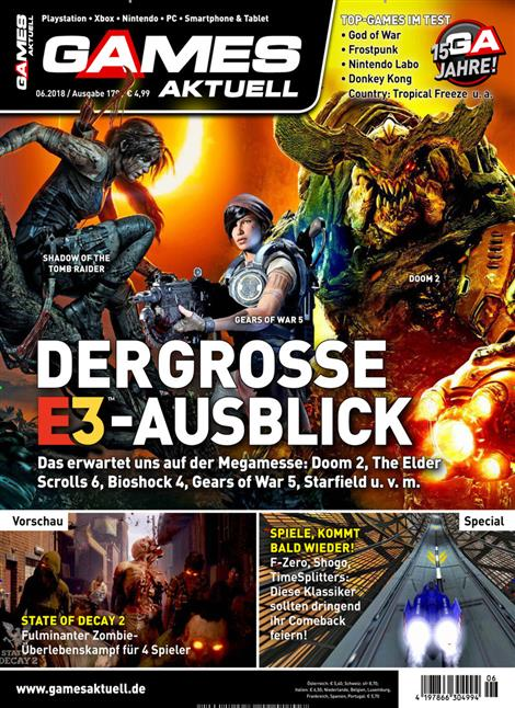 Games-aktuell-Magazin-Abo