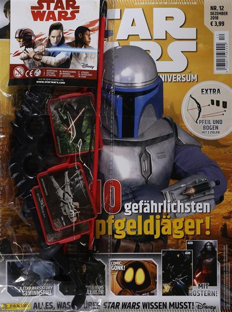 Cover von Starwars Universum