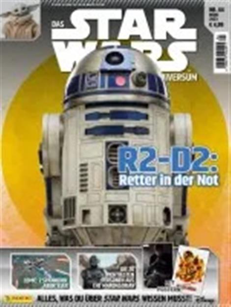 Star Wars Universum Cover