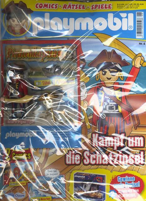 Playmobil-Magazin-Abo