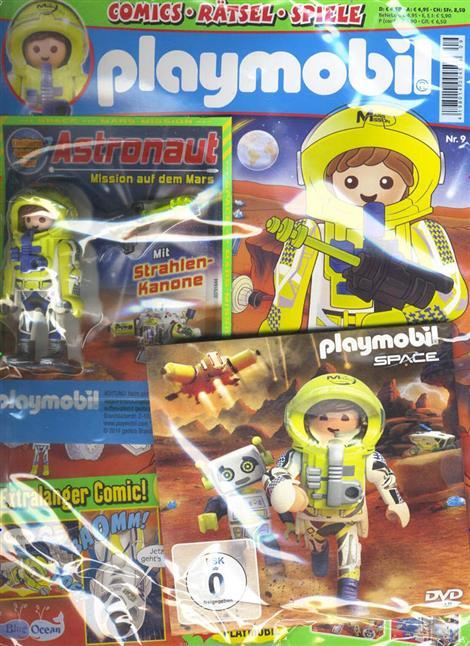 Playmobil-Magazin-Abo