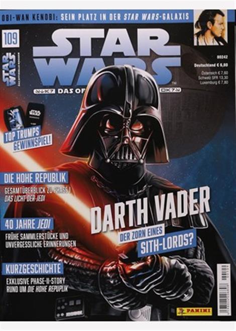 Star Wars - Das offizielle Magazin Cover