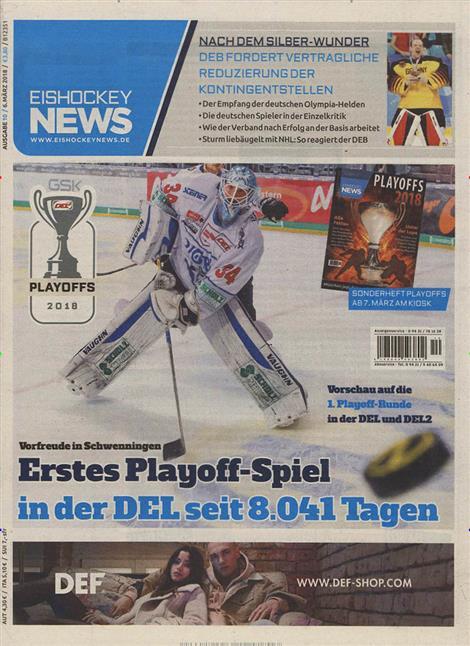 del eishockey news