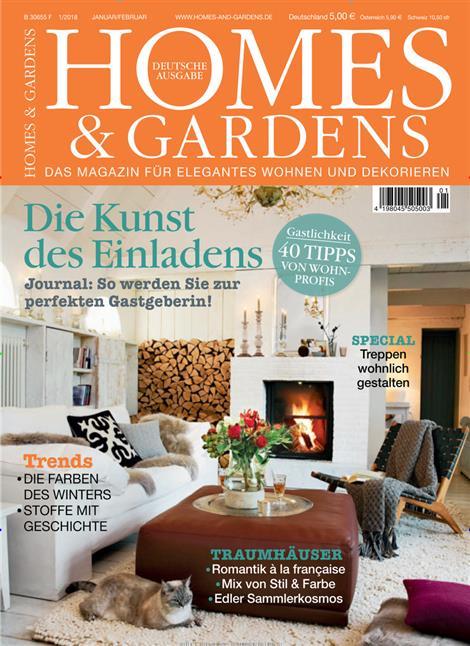 homes gardens deutsch abo homes gardens deutsch probe. Black Bedroom Furniture Sets. Home Design Ideas