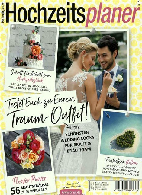 Hochzeitsplaner-Abo