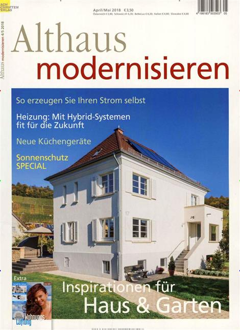 althaus modernisieren abo althaus modernisieren probe abo althaus modernisieren geschenkabo bei. Black Bedroom Furniture Sets. Home Design Ideas