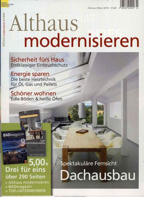 Althaus-Modernisieren-Abo
